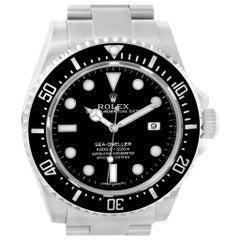 Rolex Seadweller 4000 Stainless Steel Men's Date Watch 116600