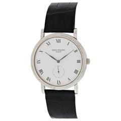 Patek Philippe Calatrava 3919 18 Karat Men's Watch