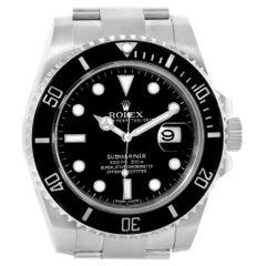 Rolex Submariner Ceramic Bezel Automatic Steel Men's Watch 116610