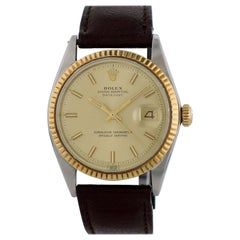 Rolex Oyster Perpetual Datejust 1601 Men's Watch