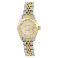 Rolex Oyster Perpetual Date 69173 Ladies Watch