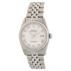 Rolex Oyster Perpetual Datejust 16220 Men's Watch