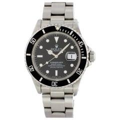 Rolex Submariner Date 16610 Men's Watch