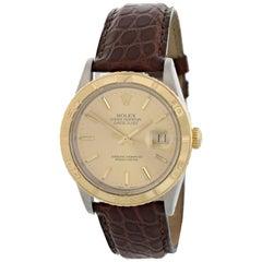 Rolex Datejust Thunderbird Turn-O-Graph 16263 Men's Watch
