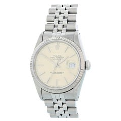 Rolex Oyster Perpetual Datejust 16234 Stainless Steel