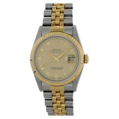 Rolex Oyster Perpetual Datejust 16233 Original Papers
