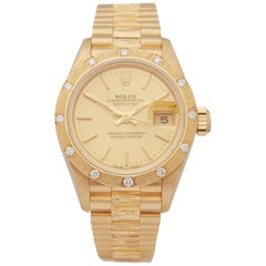 Rolex Datejust 26 18k Yellow Gold 69288