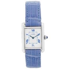 Cartier Must de Cartier Stainless Steel Watch 2416
