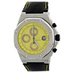 Audemars Piguet Royal Oak Offshore 25770ST.O.D009CR.02 Yellow Themes Men's Watch