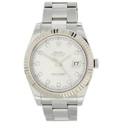 Rolex Oyster Perpetual Datejust II 116334 Men's Watch Original Papers