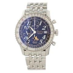 Breitling Montbrillant Eclipse A43030 Automatic Box and Papers