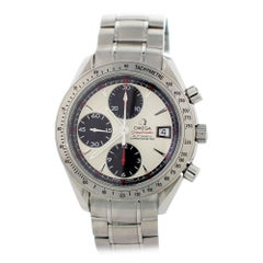 Omega Speedmaster Date 3211.31.00 Men's Watch with Papers