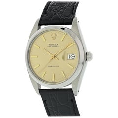 Rolex Oysterdate Precision 6694 Men's Watch