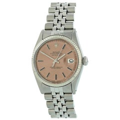 Rolex Oyster Perpetual Datejust 1603 Watch
