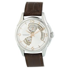 Hamilton Jazz Master Open Heart H325650 Men's Watch