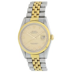 Rolex Oyster Perpetual Datejust 16233 Men's Watch