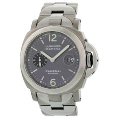 Panerai Luminor Marina PAM 91 Titanium Automatic Men's Watch Limited Run