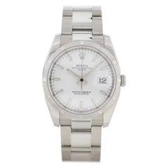 Rolex Oyster Perpetual Date 115210 Men's Watch