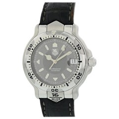 TAG Heuer 6000 Professional WH-1112 K1 Men's Watch