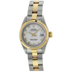 Rolex Datejust 69163 Ladies Watch