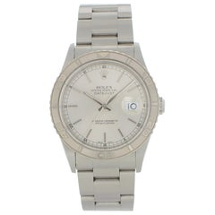 Rolex Oyster Perpetual Datejust Turn O'Graph 16264 Men's Watch