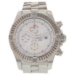 Breitling Super Avenger Chronograph A13370 Box Papers