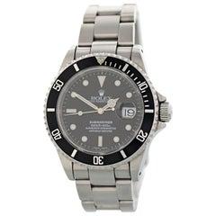 Rolex Submariner Date 16610 Men's Watch Original Papers