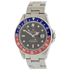 Rolex Oyster Perpetual Date GMT Master II 16710 Men's Watch