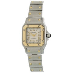 Cartier Santos Galbee 2423 Ladies Watch