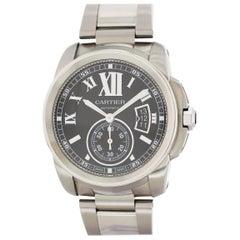 Cartier Calibre De Cartier 3389 / W7100016 Men's Watch