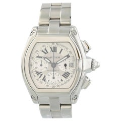Cartier Roadster XL Chronograph 2618 Men's Watch