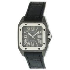 Cartier Santos 1002878 PVD Men's Watch