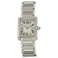 Cartier Tank Francaise 2465 Midsize Watch