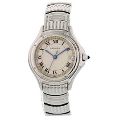 Cartier Panthere Cougar 1215 1 Ladies Watch