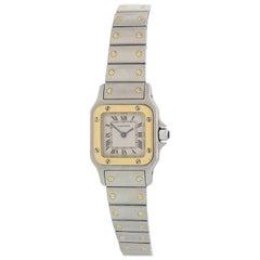 Cartier Santos 1567 Ladies Watch
