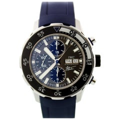 IWC Aquatimer Jacques-Yves Cousteau IW376706 Box and Papers