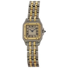 Cartier Panthere 1120 Two-Tone Ladies Watch