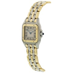 Cartier Panthere Two-Tone Ladies Watch