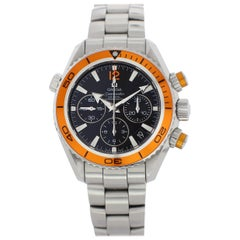 Omega Seamaster Planet Ocean 222.30.38.50.01.002 600M Co-Axial Watch