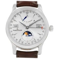 Jaeger Lecoultre Master Control Calendar Men's Watch 147.8.41.S