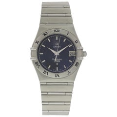 Omega Constellation 3961202 Stainless Steel Quartz