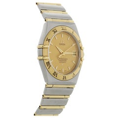 Omega Constellation 1202.10 Automatic with Omega Card