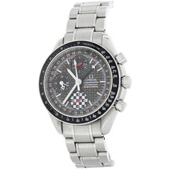 Omega Speedmaster Racing Triple Date Schumacher 3529.50.00 Original Papers