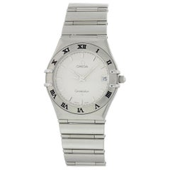 Omega Constellation 1512.30.00 Stainless Steel Ladies Watch