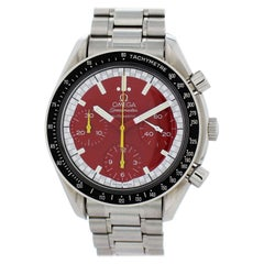 Omega Speedmaster Michael Schumacher 3510.61.00 Men's Watch with Papers