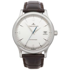 Jaeger LeCoultre Master Control Stainless Steel 140889
