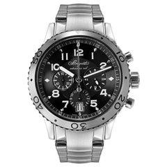 Breguet Steel Type XXI Automatic Watch 3810ST/92/SZ9