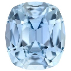 Unheated Blue Sapphire Burma AGL Certified 4.67 Carat