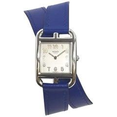 Hermes Cape Cod Double Strap Watch