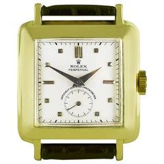 Rolex Perpetual Automatic 18 Carat Gold, circa 1951